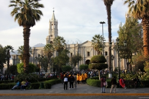 The White City: A Visit to Arequipa