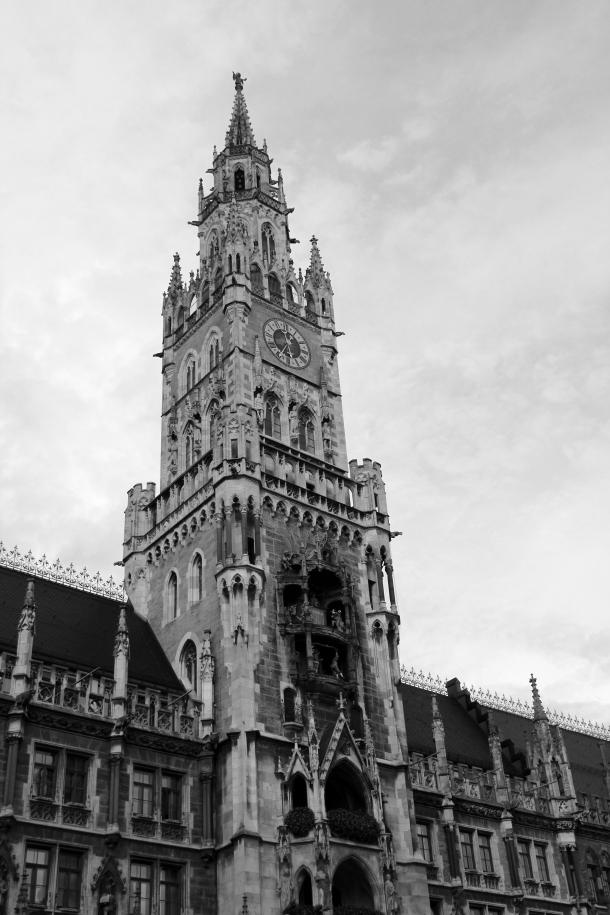 Rathaus of Munich!