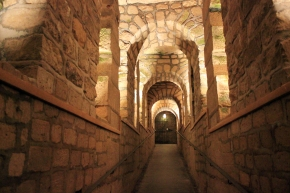 In the underbelly of Paris-a trip to the Catacombs!