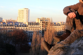 A Visit to Le Parc des Buttes-Chaumont, and some reflections.
