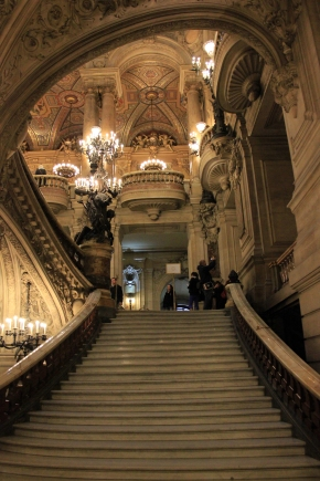 Opulence Redefined: The Opéra Garnier