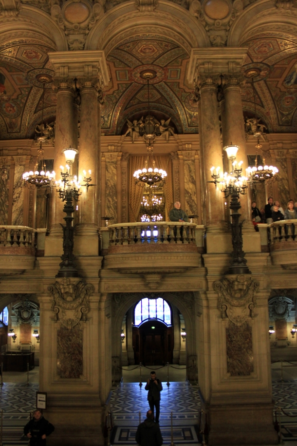 Taken from the Grand staircase looking forward...just...wow.