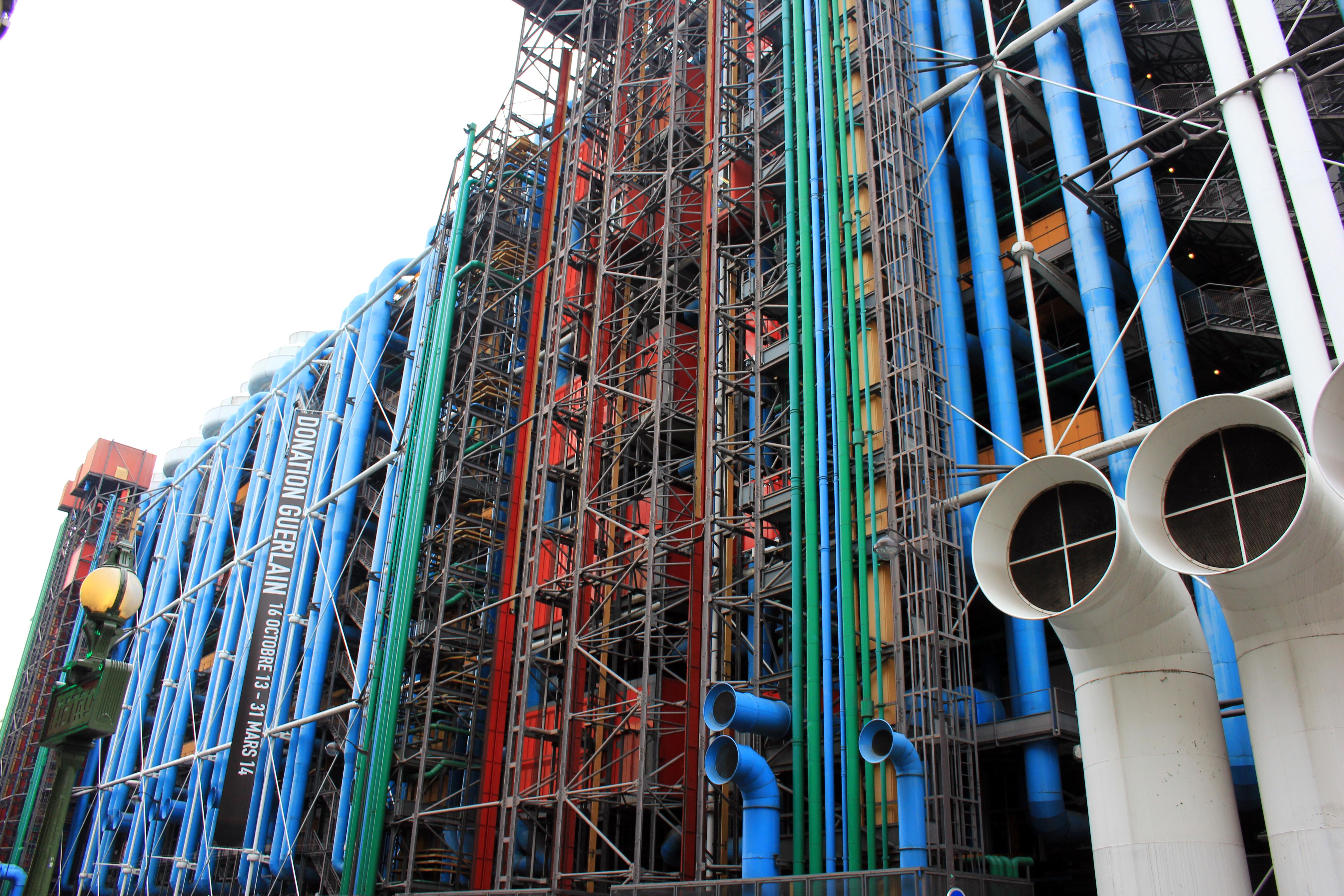 (Crazy) Weekend Wrap up: Bastille, Centre Pompidou, And ...