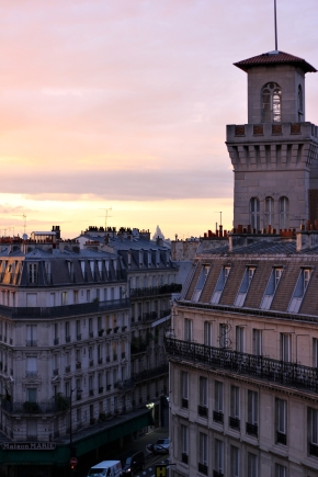 "La fin de Paris et un ""Guest Blog"" (with travel tips!)"