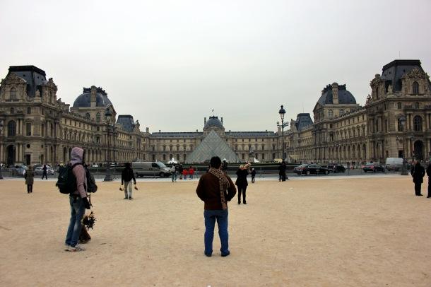 Hello, Louvre, I've returned!